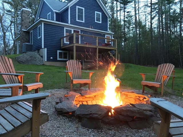 Country living in the Catskills