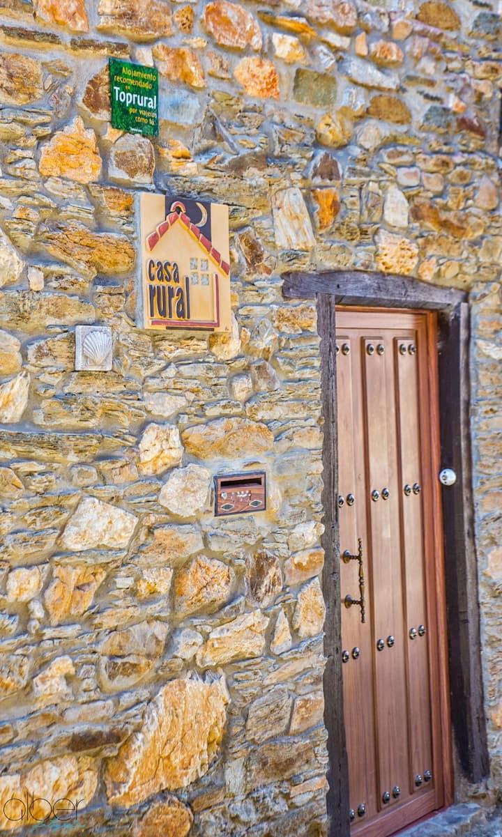 Casa Rural en Santalla del Bierzo