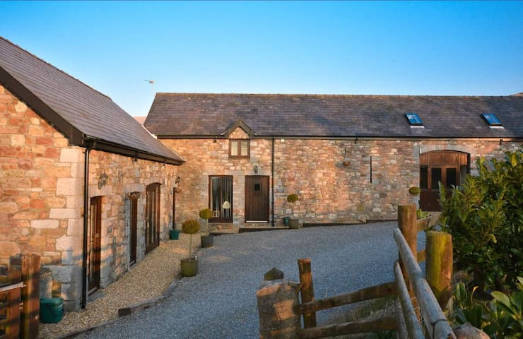 Beacons Barn Holiday Cottage - Llangadog - House