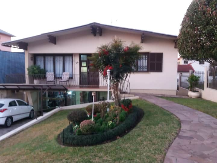 Casa Aconchego no centro de Nova Petrópolis