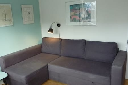 Seperat room in the middle of Lyngby