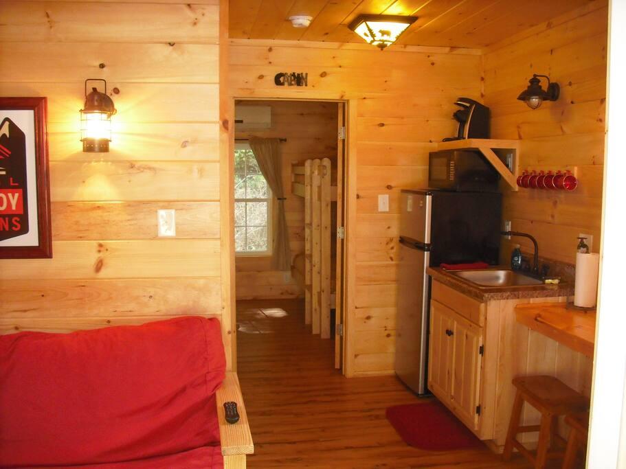 Standard Cabin Interior