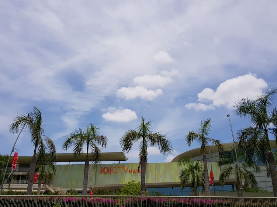 Near to IOI City Shopping Mall