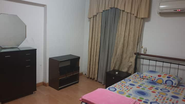 A cozy apartment in the heart of Degla Maadi