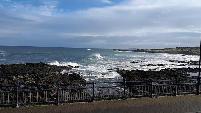 1 Atlantic Bay Portstewart 2 miles from.Portrush