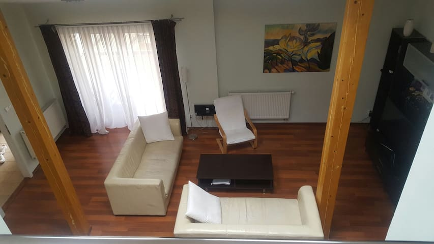 Spacious and modern flat in historical city - Košice - Apartament