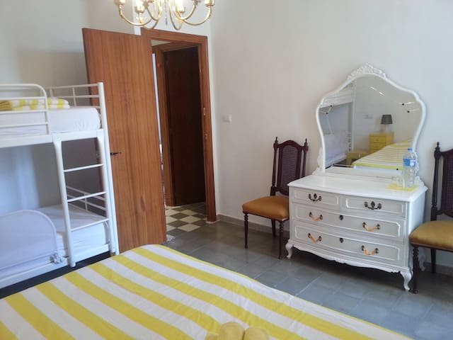 4 persoon kamer - Bocairent - Villa