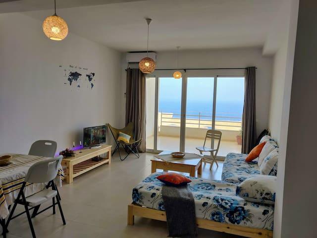 Béjaia (Saket-Boulimat) Appartement en residence