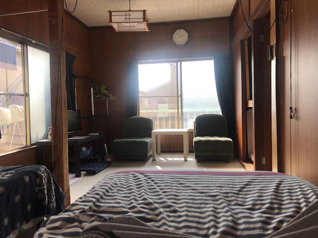 Most East of Tokyo with Kotatsu. 'Private room 1'