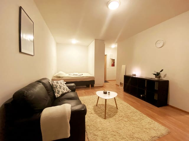 Studio apartment - perfect for stay in Rovaniemi