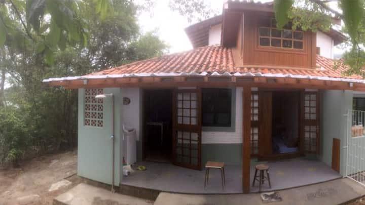 Casa estilo açoriana climatizada