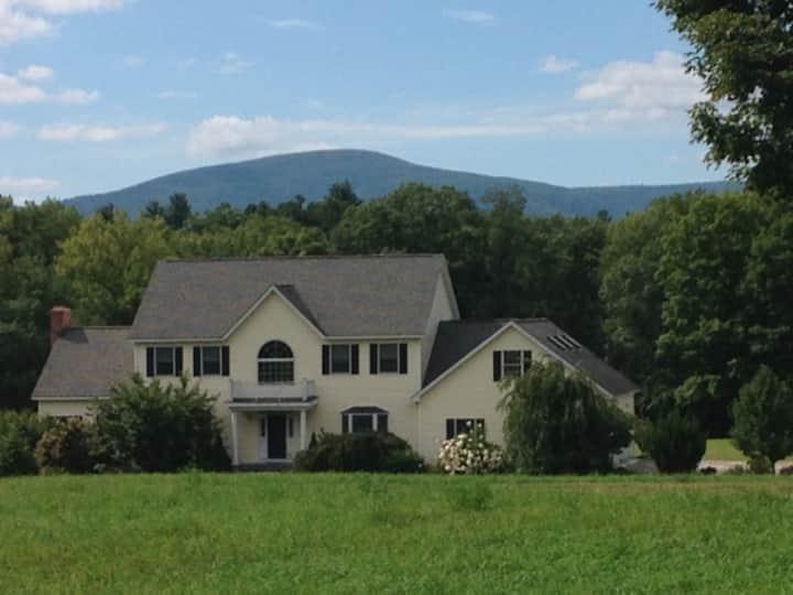 Elegant Berkshire All Season Vacation Home