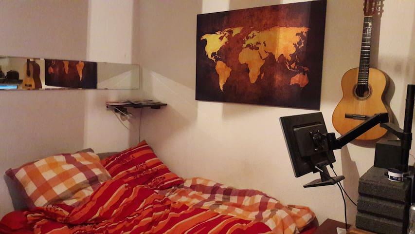 Gemütliche 2 Zimmer Wohnung in HH-Bergedorf - Hamburg - Apartment