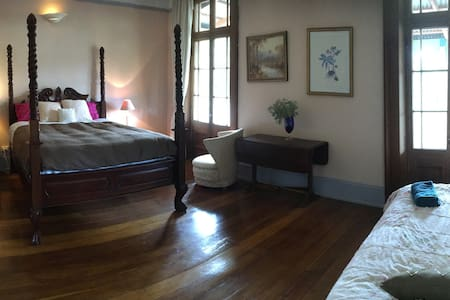 Murrurundi Rest House private room 1