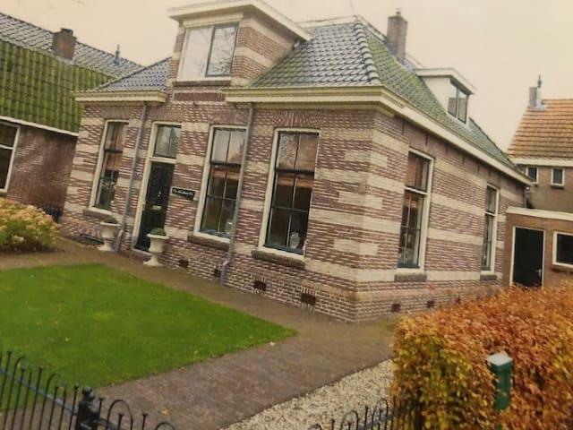 ShortStay A-Locatie vrijstaand huis Giethoorn