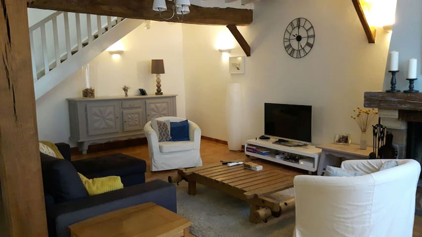 Rooms in house with swimming pool - Buzet-sur-Baïse - Dom