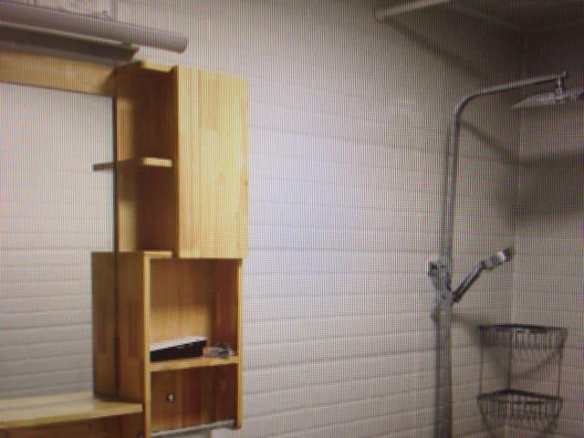 Colorful style loft room - Oulu - Dům
