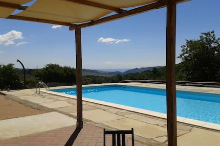 very nice house in olive trees! - Girifalco - Hus
