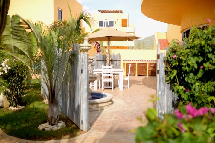 Cerritos Beach + Todos Santos (Ground Level/Pool)