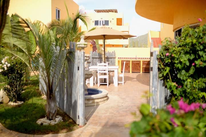 Cerritos Beach + Todos Santos (Ground Level/Pool)