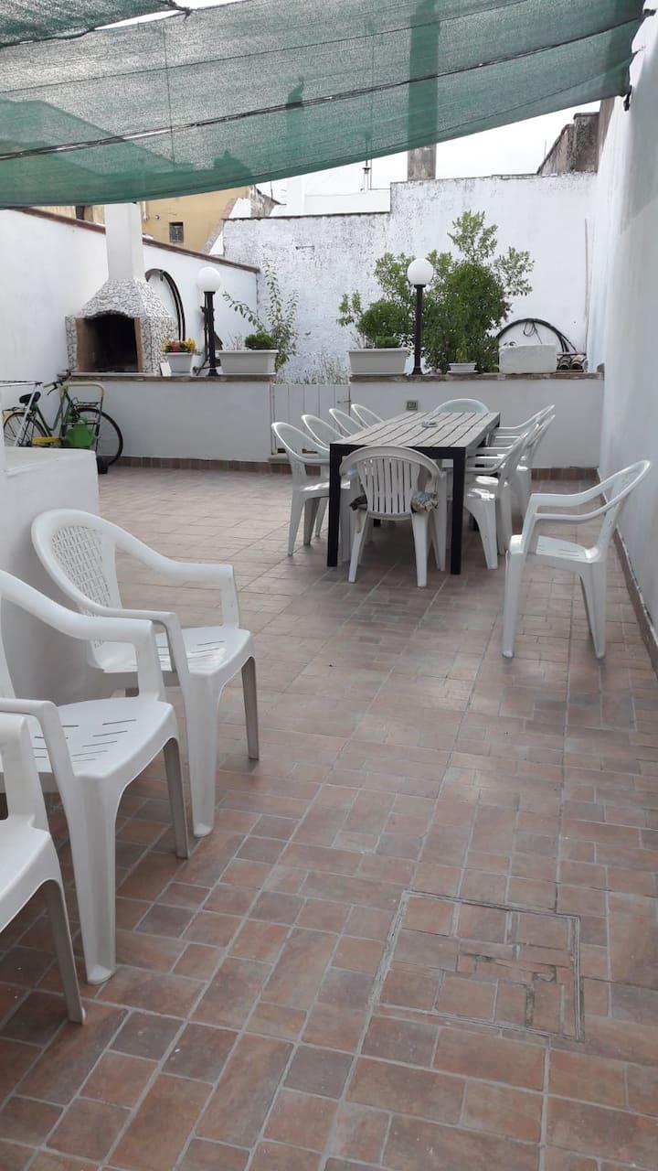Appartamento a 5 km da Otranto