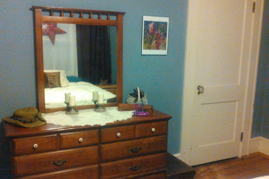 dresser in your bedroom