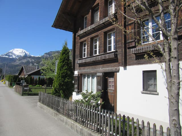Meiringen - apartment for two - central location