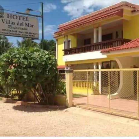 HOTEL VILLAS DEL MAR - Doble Estándar 1 Cama