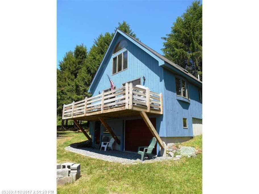 Adorable home in The Highlands region of Rangeley, ME