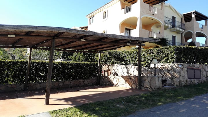 """Apartment """"Bia de Bados A1"""" with Shared Pool, Terrace, Garden and Barbecue"""
