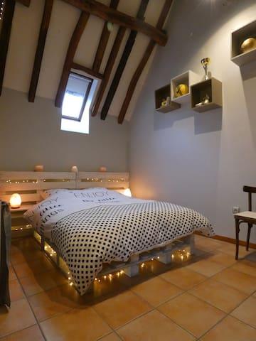 Chambre aux lumières