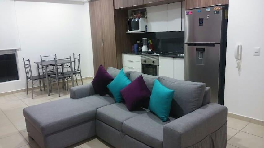 Brand new flat! Near downtown. - Guadalajara - Appartamento