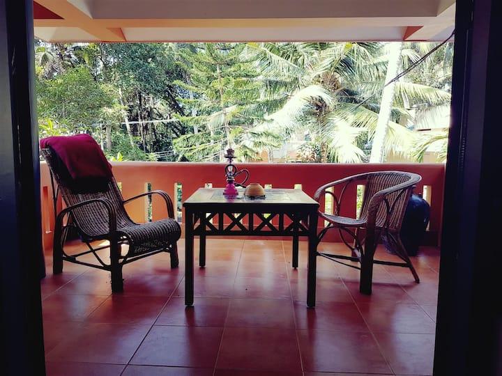 Kovalam HomeStay - Colonial Villa