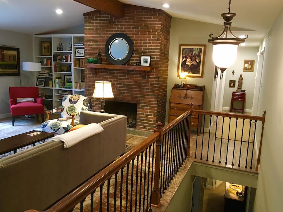 Spacious Main Living Area