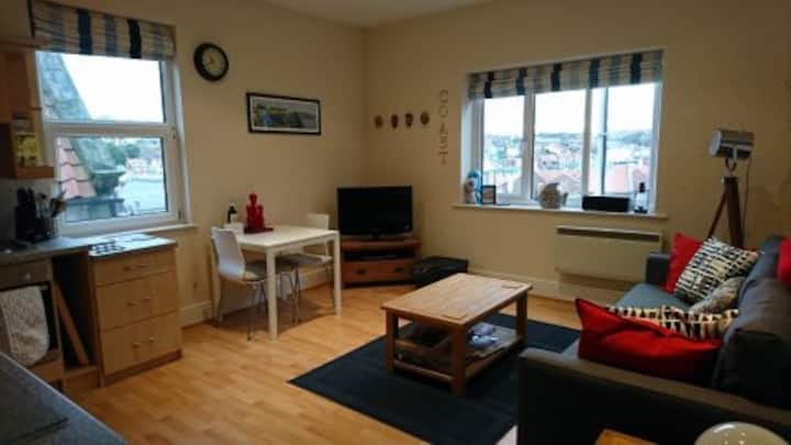 Oyster Apartment Whitby town centre