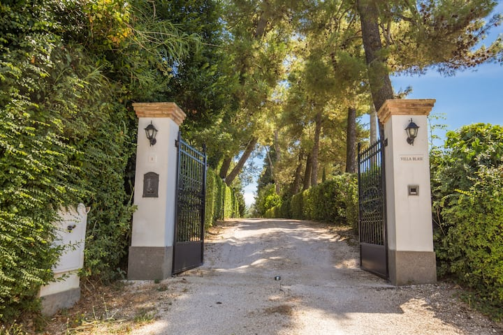 Villa Blasi Osimo