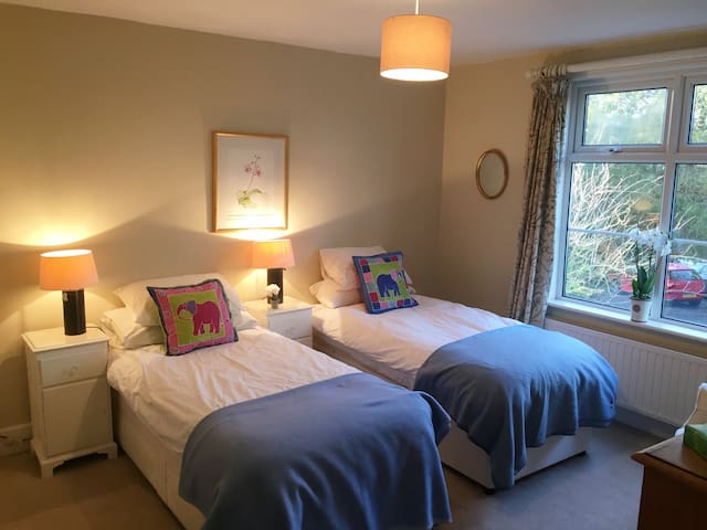 Twin beds available