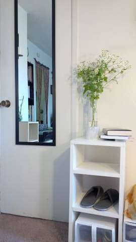 Large studio - 10 mins from Comic Con!