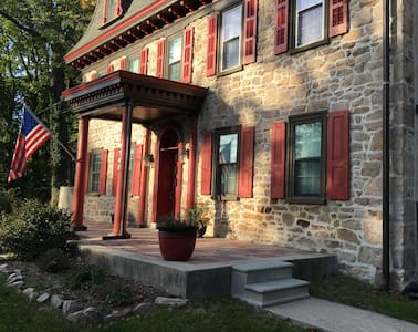 Apt in Historic Colonial Home - Valley Forge area - Norristown - Huoneisto
