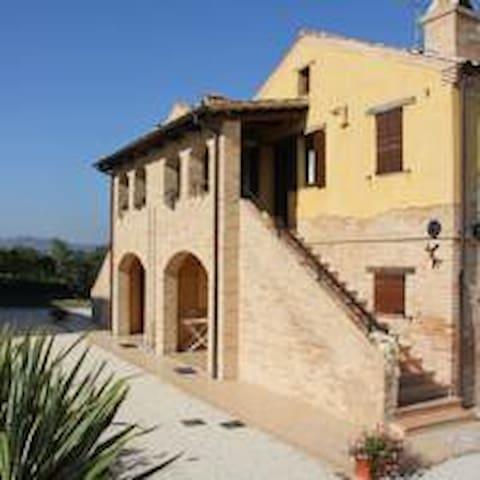 Agriturismo San Michele - Cossignano - Appartement