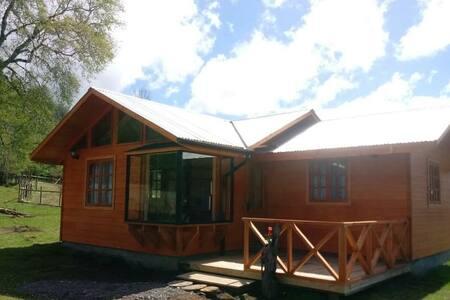 Cabaña 4 personas en hermoso Paisaje en Pucon