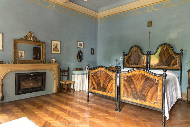 A ROOM IN A 17th CENTURY VILLA  CLOSED TO MODENA
