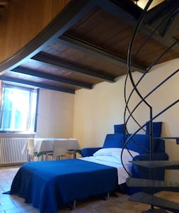 apartment in a cottage - Urbino - Apartment