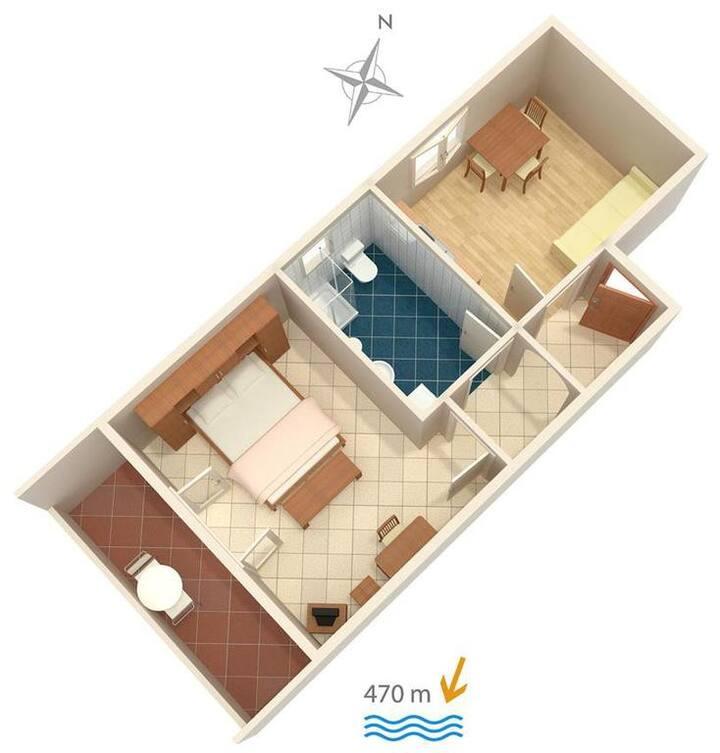 Apartment, Barbat 730