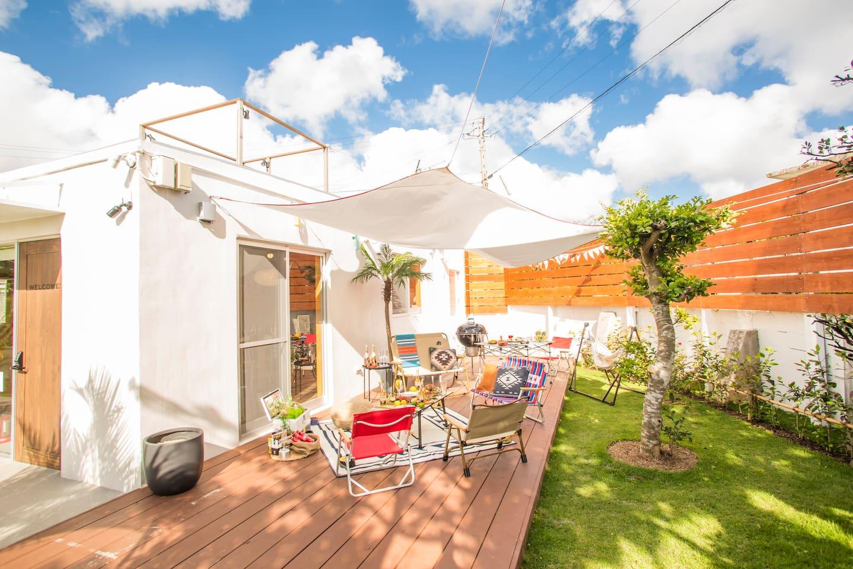 Goya Resort Glamping Sky Deck  Max 9 ppl