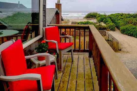 Cannon Beach House      AMAZING OCEAN VIEWS