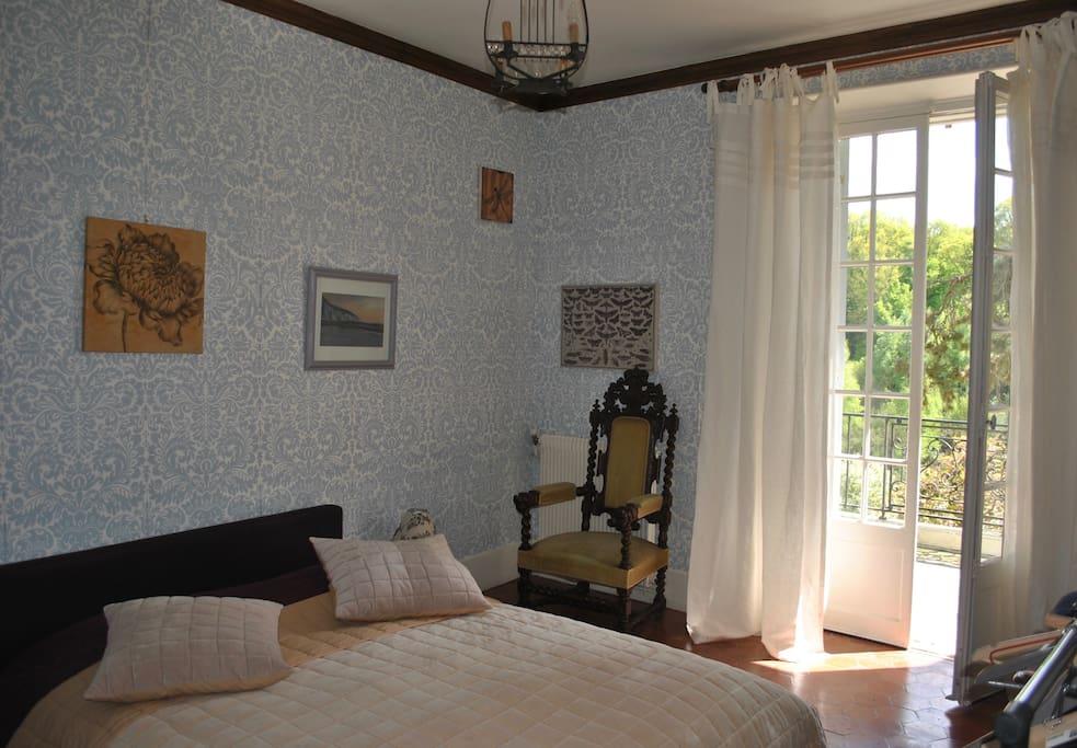 chambre double Les Magnolias