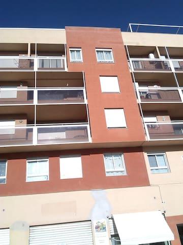 APARTAMENTO CENTRICO EN SEGORBE - Segorbe - Wohnung