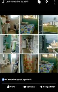 Apartamento praia de Jacumã - conde