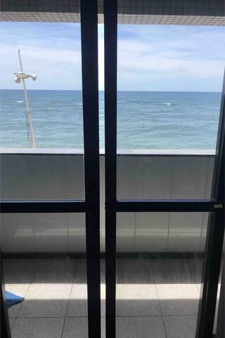 Flat na praia da Pituba - Salvador/BA